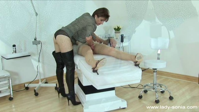 Lady Sonia Shemale Seduce And Denial Part 2